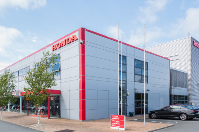 Genuine Parts Honda Ireland