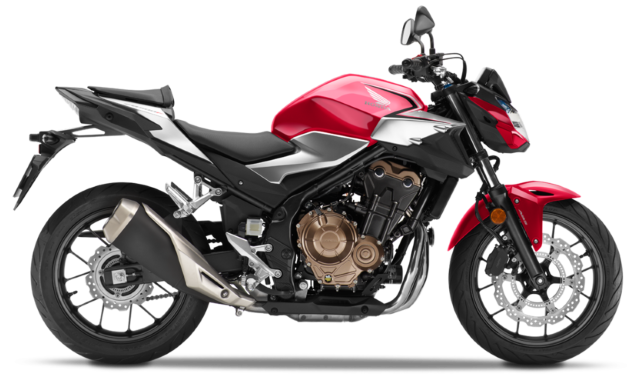 Image for 2019 CB500F